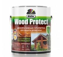 """""""Dufa"""" Пропитка WOOD PROTECT бесцветная  2,5л"""