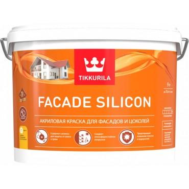 Фасад Силикон VVA гл/мат (9л)